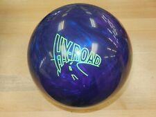 """NIB 15# Storm Hyroad Pearl Bowling Ball w/Specs of 15.2/4-4.5"""" Pin/2.52oz TW"""