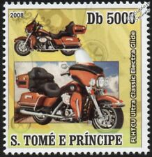 HARLEY DAVIDSON FLHTCU Ultra Classic Electra Glide Motorbike / Motorcycle Stamp