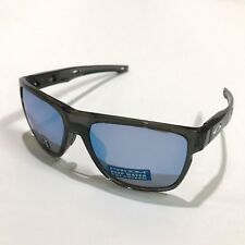 Oakley Sunglasses * Crossrange XL PRIZM 9360-09 Grey Smoke Deep H20 Polarized