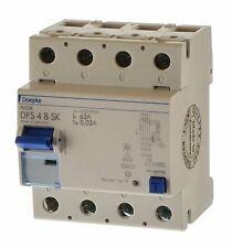 Doepke DFS 4b SK 63/0,03a error electricidad disyuntor allstrom sensitivo 09144998