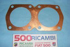 FIAT 500 F/L/R 126 GUARNIZIONE IN RAME TESTA CILINDRI PISTONI Ø82 MOTORE 750cc