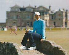 MICHELLE WIE SIGNED LPGA GOLF 8x10 PHOTO #2 Autograph PROOF