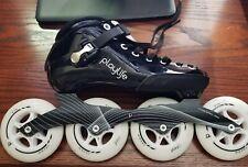Playlife Performance Inline Speed Skates - Size EU 39/US 7