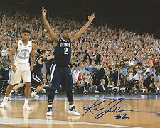 KRIS JENKINS Autographed Signed 8x10 Photo Villanova Wildcats Basketball COA