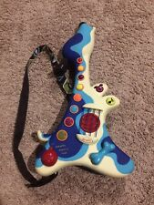 B. Woofer Hound Dog Toy Guitar, Preschool Ages 2+, Maison Battat, Used