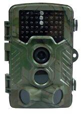 Wildkamera 16 MP digitale Kamera 32 GB FULL HD black LED unsichtbar NACHTSICHT