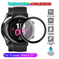 For Huawei Watch GT/GT 2 46mm Smart watch Screen Protector Tempered Glass Film F