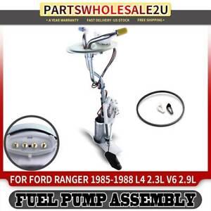 1986-1988 FORD RANGER PU 2.9L V6 FUEL PUMP #152072