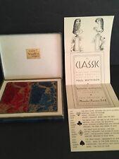 Playing Cards Lanselle Fournier CLASSIC ROMAN GODS Artist Mathison