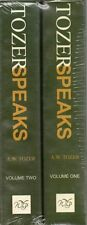 Tozer Speaks, Tozer's Pulpit, 128 Compelling Teachings - A. W. Tozer, New/Sealed