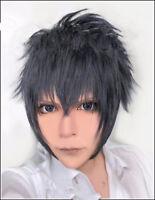 For Cosplay Final Fantasy Versus 15 Noctis Lucis Caelum Anime Costume Wig+Cap