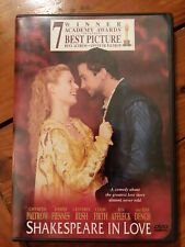 New ListingShakespeare in Love (Dvd, 1999)