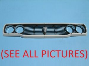 1975 1976 1977 1978 TOYOTA TRUCK PICKUP PICK UP FRONT GRILLE USED 75 76 77 78