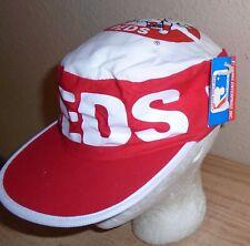 vintage Cincinnati Reds painters hat cap adult  deadstock NWT 1980s