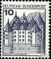 BRD 913A I R mit Zählnummer postfrisch 1977 Burgen und Schlösser