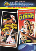 Attack of the Puppet People / Village of the G New DVD