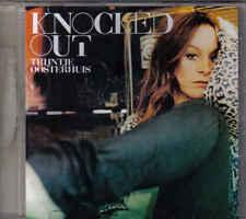 Trijntje Oosterhuis-Knocked Out Promo cd single