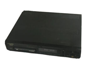 Vtg Pioneer PD-M50 6 Disc CD Player 1988 Black Turns On
