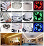 5M LED Flexible Strip Light 3528 5050 5630 7020 Non-Waterproof DC 12V For Xmas