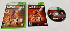 NBA 2K12 (Microsoft Xbox 360, 2011) JORDAN COVER