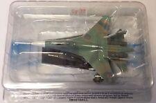 Su-27, Fertigmodell aus Metall, Legendäre Flugzeuge,De Agostini, NEU