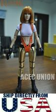 KUMIK Resident Evil The Fifth Element Alice 1/6 Female Figure Set - USA SELLER