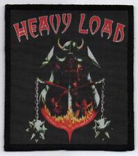 HEAVY LOAD PATCH / SPEED-THRASH-BLACK-DEATH METAL
