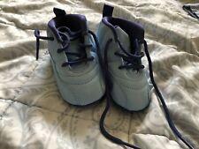 Jordan carolina blue baby Size 4c