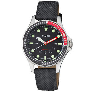 Timex Classics Quartz Movement Black Dial Men's Watches TWH1Y27109J