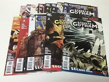 BATMAN STREETS OF GOTHAM #1-13 (DC/DAMIAN/DINI/NGUYEN/0217172) FULL SET OF 13