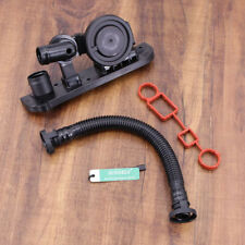NEW Pipe+Gasket Breather PCV Valve for Audi A3 A4 A6TT 2.0 2007-2014 06F129101N