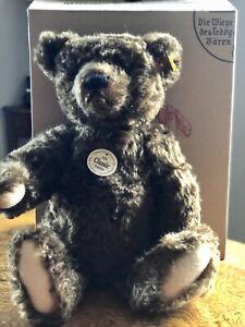 Original Steiff 1920 Classic Teddy Bear  - 35cm - Brown - EAN:000836