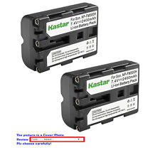 Kastar Replacement Battery for Sony NP-FM500H & a500 DSLR-A500 DSLR-A500Y