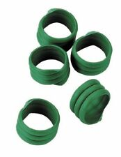 Kerbl Geflügelringe grün Inhalt