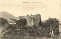 CPA LA COUCOURDE CHATEAU DE LEYNES