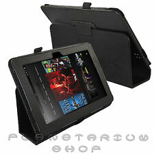 "FUNDA PREMIUM CUERO ESTUCHE LIBRO CON TAPA PARA AMAZON KINDLE FIRE HD 8.9"" 2012"
