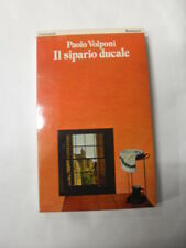 VOLPONI - SIPARIO DUCALE - ED.GARZANTI - 1°ED.1979