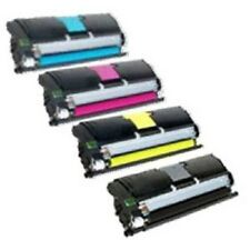 Konica Minolta MAGICOLOR 2400W Series Compatible Toner Set BK,C,Y,M