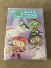 PBS Kids Dvd Super Why ~ Sleeping Beauty And Other Fairytale Adventures New