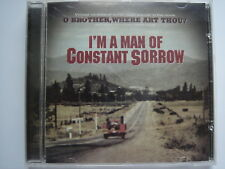 1845 I'm a Man of Constant Sorrow: Vintage Versions of Songs Made Popular CD