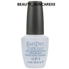 Opi Nail Rapid Dry Rapidry Top Coat Quick Dry Protection .5oz/15ml