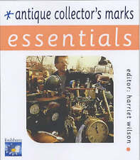 Antique Collector's Marks by W Foulsham & Co Ltd (Paperback, 2002)