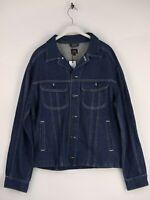 Lee Rider Customised Jacket Regular Fit Jeansjacke Jacke L88NGA36 Herren Größe M