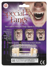 Can You Imagine Special FX Fangs Retractable Vampire Teeth Controllable