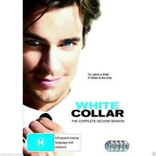 WHITE COLLAR - SEASON 2  -  DVD - UK Compatible - New & sealed