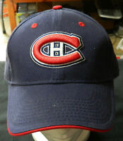 New Era Signature Series Montreal Canadiens Baseball Cap