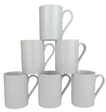 Kaffeetassen von Retsch Arzberg / zylindrische Form, weiß, 300ml (6Stück)
