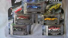 HOT WHEELS 2016 CASE D RETRO FORZA CAMARO FALCON FORD GT ALFA LAMBO IN STOCK
