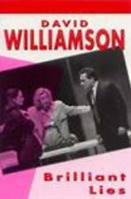 Brilliant Lies by David Williamson (Paperback, 1993) VERY GOOD, FREE SHIPPING