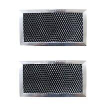 JX81C  WB02X10776 GE COMPATIBLE RANGE HOOD CHARCOAL CARBON FILTER (2-PACK)